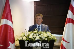 TRNC Minister of Tourism was in London