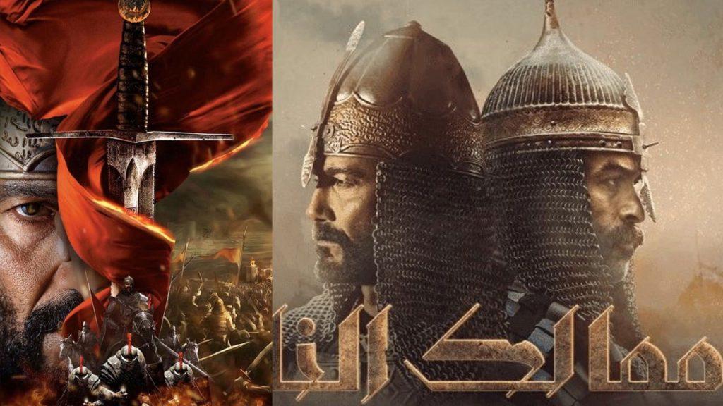 Tartışma yaratan Osmanlı karşıtı Arap dizisi Ateş Krallıkları