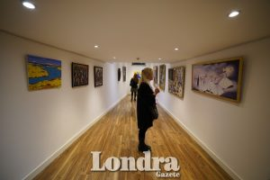 """Beyond the Words"" mixed art exhibition in London"
