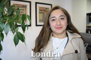 Labour's Enfield North candidate Feryal Clark visited Londra Gazete