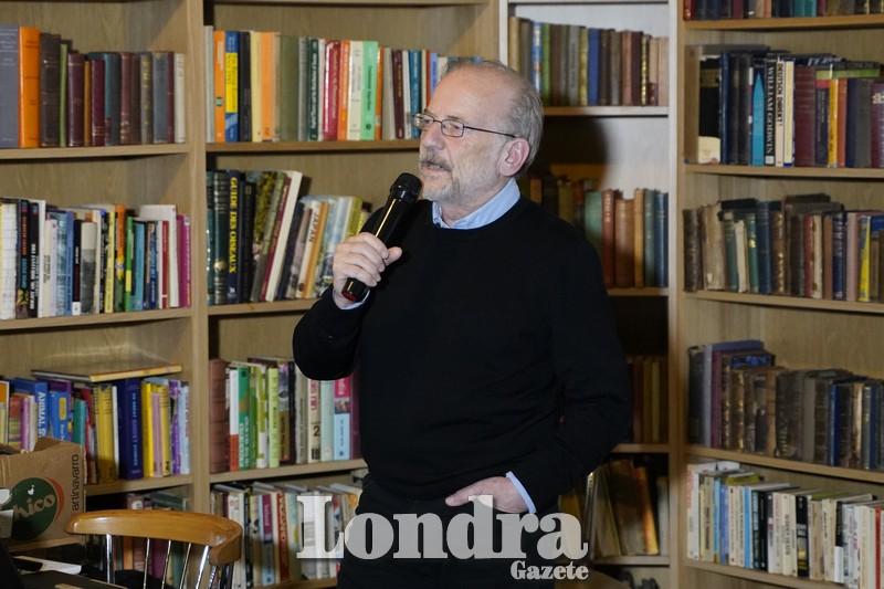 Aydın Çubukçu talks about William Blake philosophy