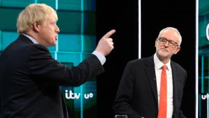Final TV debate ahead of election