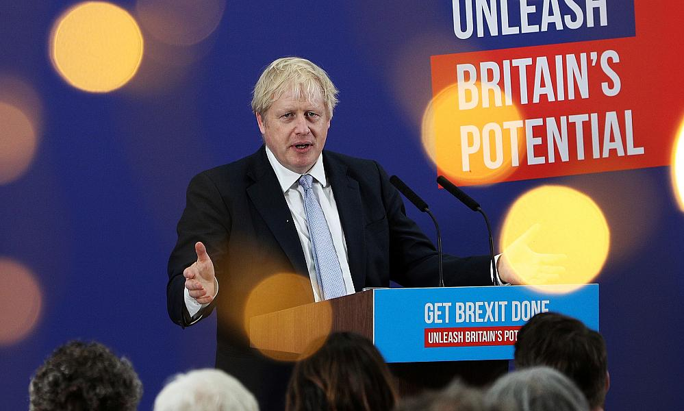 Johnson partisindeki İslamofobi için özür diledi