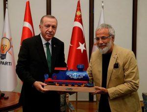 Erdoğan'ı İngiltere'de cami açılışına davet etti