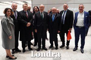 Ersin Tatar'ın Londra ziyareti hakkında UBP Londra'dan önemli açıklama