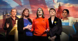 Seçim kampanyalarında kadınlar seslerini duyuramıyor