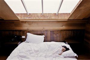 Bad sleep increases emotional stress
