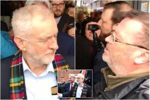 Corbyn'i terör sempatizanlığıyla suçlayan papaz açığa alındı
