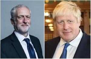 Boris Johnson and Jeremy Corbyn go head-to-head tonight