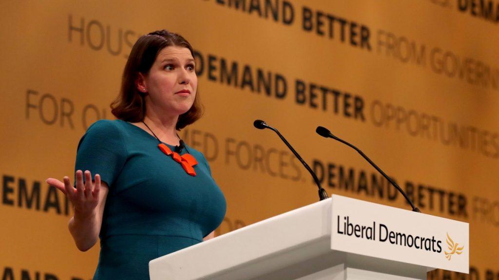 Lib-Dem leader predicted to lose her seat