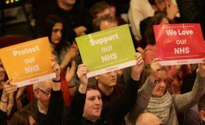 İşçi Partisi'nden sağlık sistemine 155 milyar poundluk yatırım vaadi