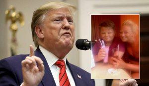 Trump kazada ölen İngiliz gencin ailesine çek yazmayı teklif etmiş