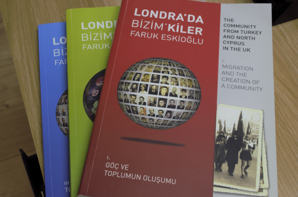 A panel to be held for Faruk Eskioğlu's new book