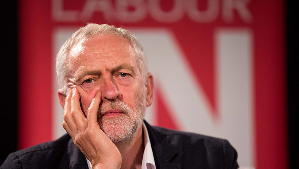 Labour suspends Jeremy Corbyn over reaction to anti-Semitism report