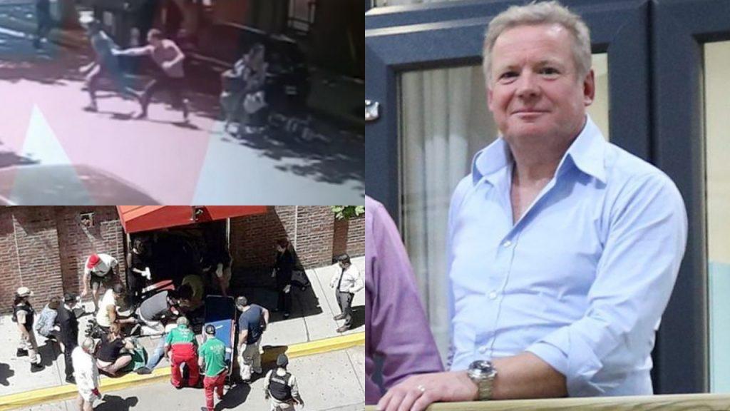 İngiliz iş insanını öldürdüğü iddia edilen zanlı yakalandı