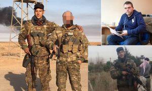 YPG'ye katılan İngiliz'in babasının gözaltına alındığı ortaya çıktı