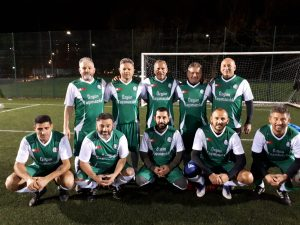 Veteranlar liginde haftanın takımı Türkmenköy oldu