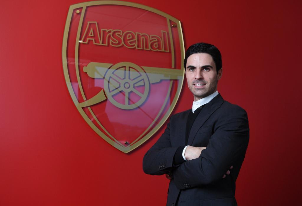 Arsenal'de Mikel Arteta resmen açıklandı