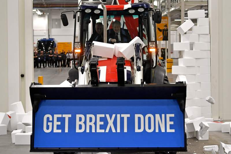 Brexit: Government will not extend transition into 2021