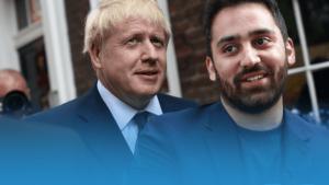 Johnson'ın parlamentodaki sandalyesine Müslüman rakibi oturabilir