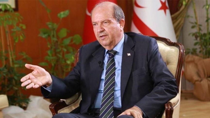 Hafter ile iş birliği yapan Rum yönetimine Tatar'dan tepki