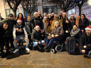 Londralı Türkler 'evsiz'lere yardım eli uzattı