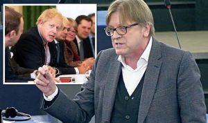 Avrupa Parlamentosu'ndan Johnson'a Brexit tehdidi