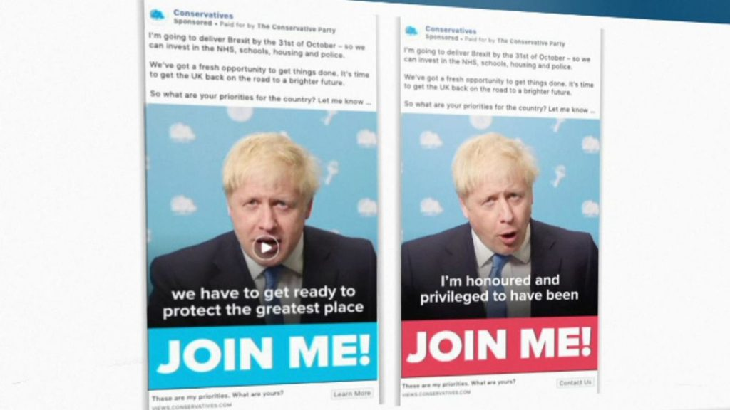 88% of the Conservative Party ads found to be 'misleading'