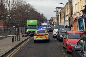 Man fatally stabbed in Hackney