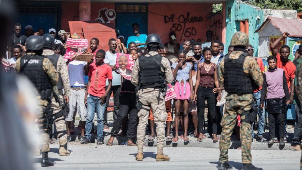 BM Barış Gücü askerleri Haiti'de 'yüzlerce kızı hamile bıraktı'