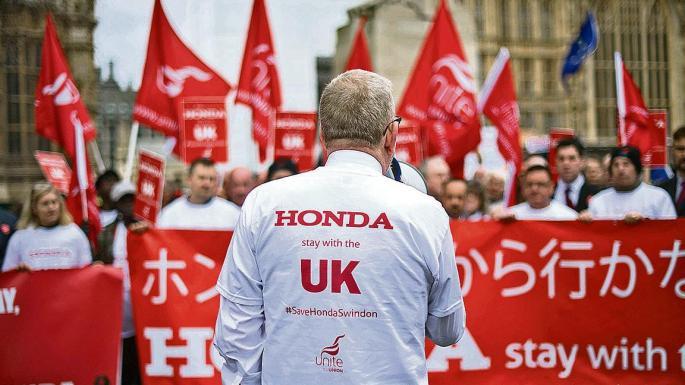 Japon şirketlerin Brexit endişesi