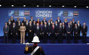 NATO Liderler Zirvesi fikir ayrılıklarının gölgesinde başladı