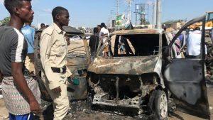 Somali'deki saldırıda iki Türk öldü