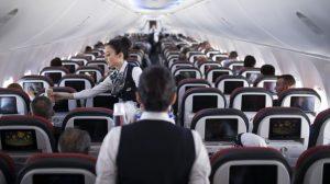 Uçakta mikrop kapmamak için en iyi koltuklar