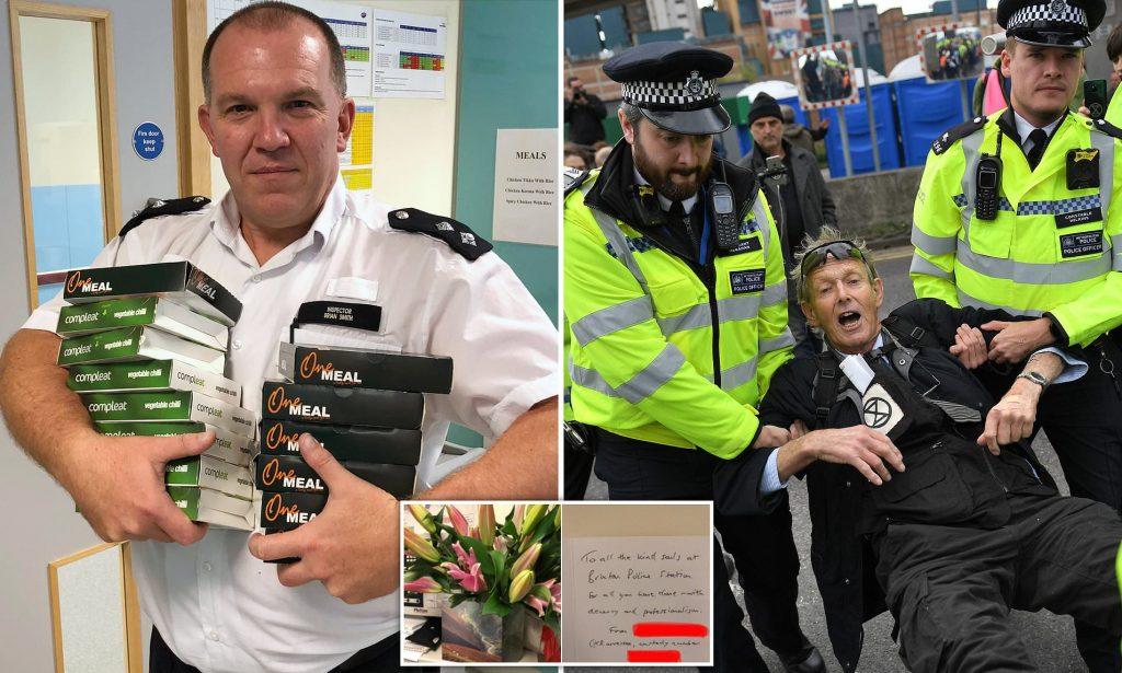 İngiltere'de gözaltına alınanlar masraflı çıktı