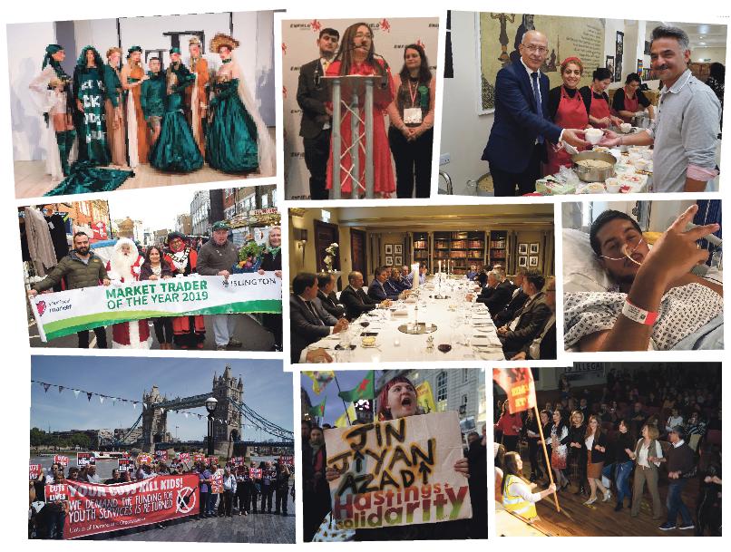 Birleşik Krallık'taki Türkçe konuşan toplumun hafızası – ALMANAK 2019