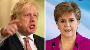 Başbakan Johnson İskoçya'nın ikinci bağımsızlık referandumu talebini reddetti