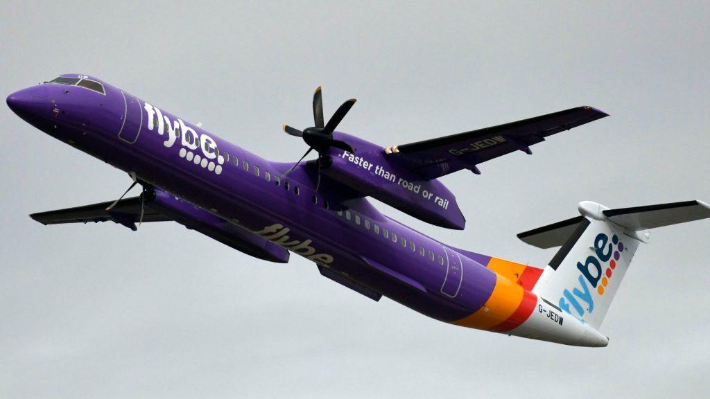 Korona virüsü mağduru İngiliz uçak firması iflas etti