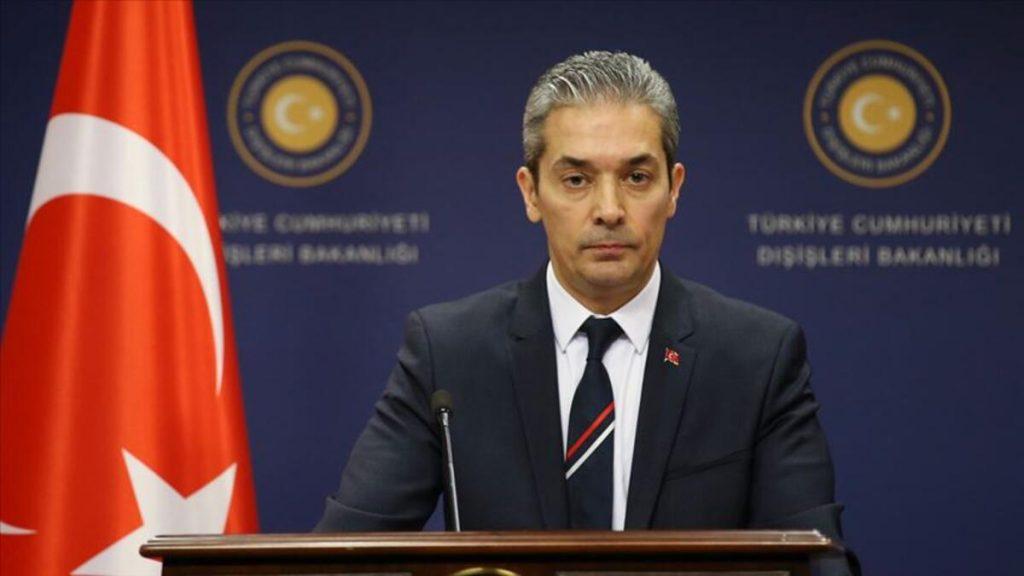 """""""Türkiye ve Kıbrıs Türklerini yok sayan hiçbir proje başarılı olamaz"""""""