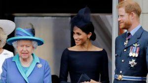 Kraliçe 2. Elizabeth'in Prens Harry açıklaması