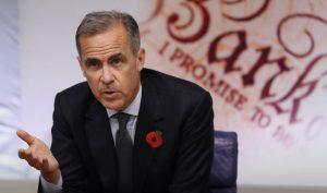 İngiltere Merkez Bankası Başkanı Carney'den iklim uyarısı