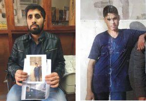 İngiltere'de yaşayan Afgan kaybolan kardeşini bulmak için Türkiye'ye gitti