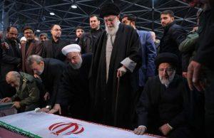 İran'ın dini lideri Hamaney saldırının ardından ilk kez konuştu: ABD'nin yüzüne tokadı indirdik