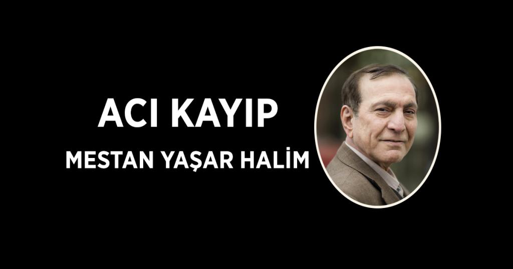 Mestan Yaşar Halim
