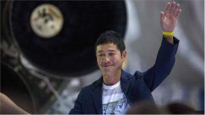 Japon milyarder Ay'a çıkacağı yolculuğu öncesi 'hayat arkadaşını' arıyor