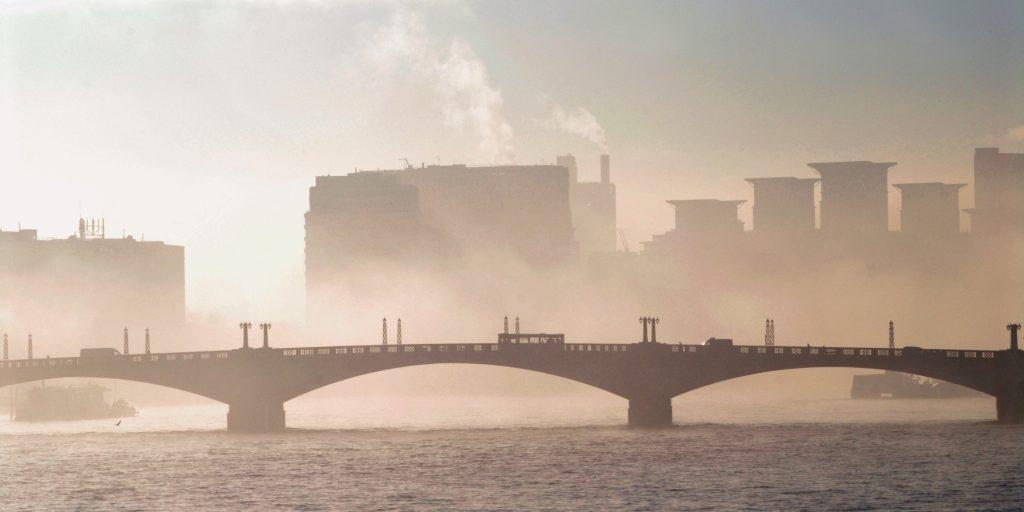 Hava kirliliğine karşı kırmızı alarm verildi