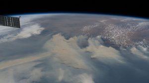Avustralya yangınlarının dumanları tüm dünyayı sarıyor