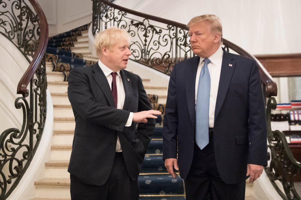 Boris Johnson'dan İran'la nükleer anlaşmayı değiştirme çağrısı