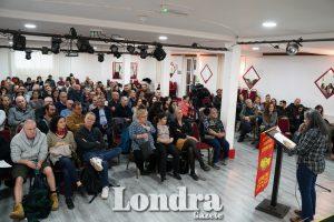20. Olağan Kongresi'ni gerçekleştiren Day-Mer mücadele çıtasını yükseltecek