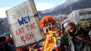 Dünyanın en zengin 2 bin 153 kişisinin serveti 4,6 milyar kişinin servetinden fazla